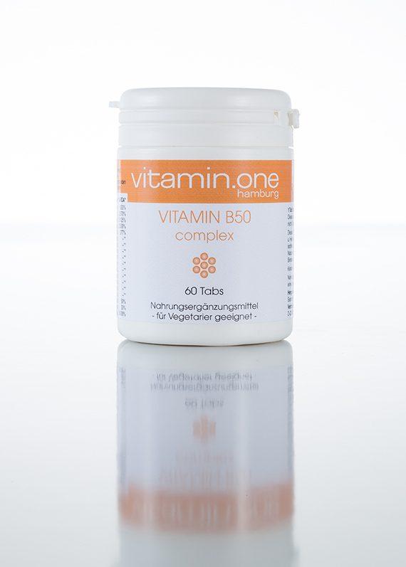 Vitamin B50 Complex
