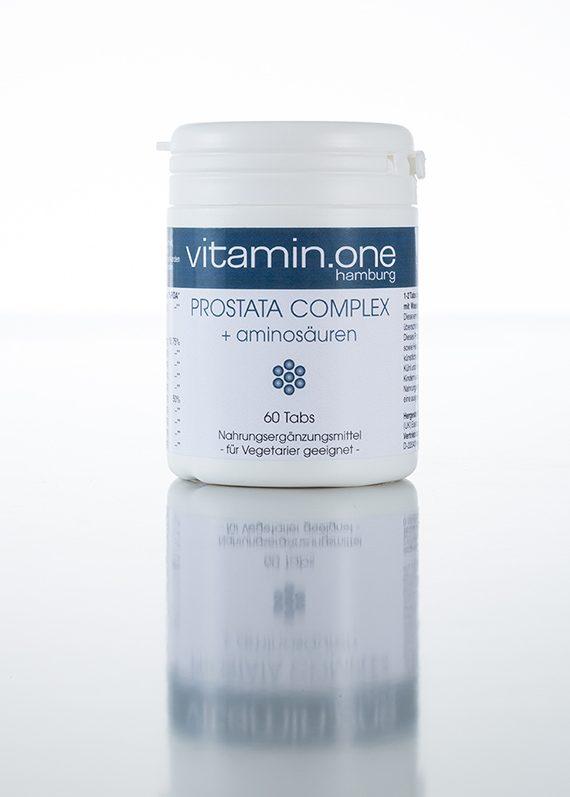 PROSTATA COMPLEX +aminosäuren