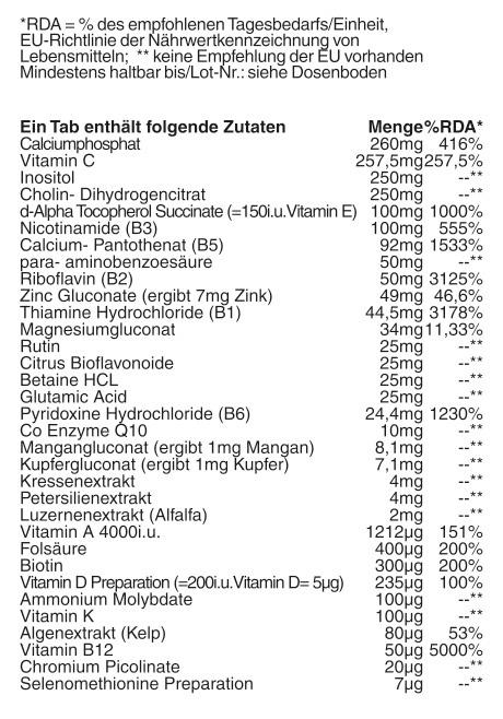 40-PLUS-MULTI-complex-Naehrwert-Tabelle