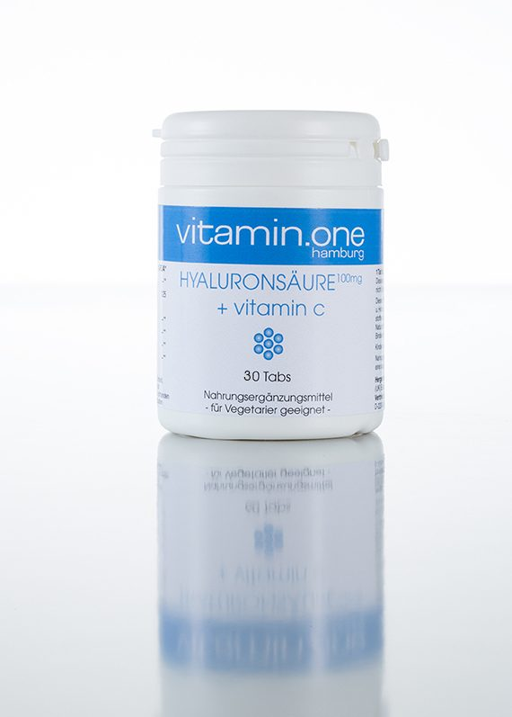 HYALURONSÄURE 100mg +vitamin C