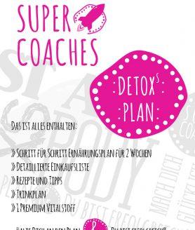 Super Coaches - DETOXs Plan