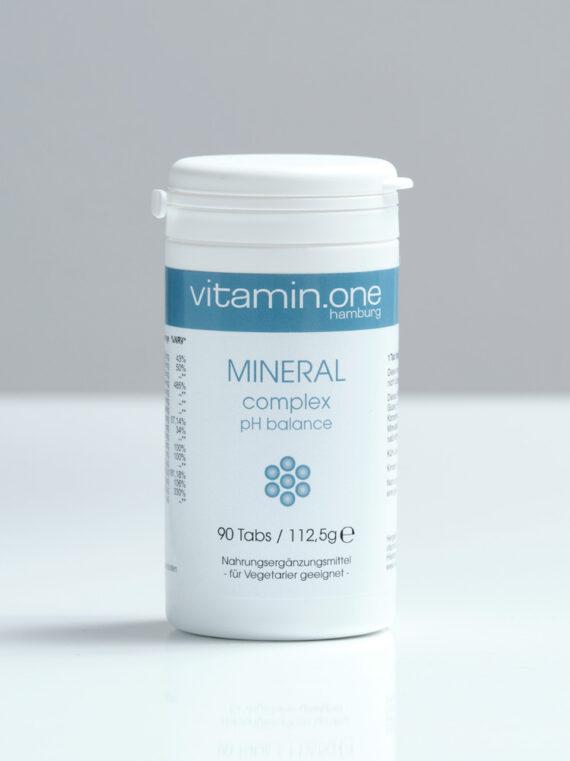MINERALSTOFF complex +pH