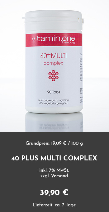 40+ Multi Complex